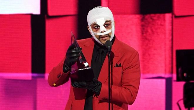 2021 Grammy Ödülleri'nde The Weeknd'in Hayal Kırıklığı