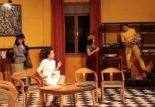 Antalya Şehir Tiyatroları Takıntılar Oyunuyla Perdelerini Açtı