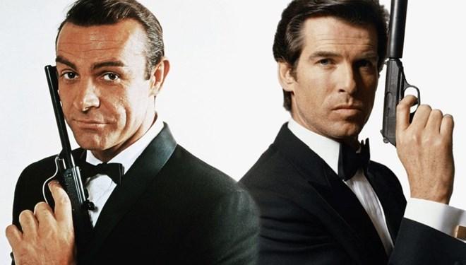 Beşinci James Bond Pierce Brosnan'dan İlk James Bond Sean Connery'ye Anma: Gençken Benim En Büyük James Bond'umdunuz