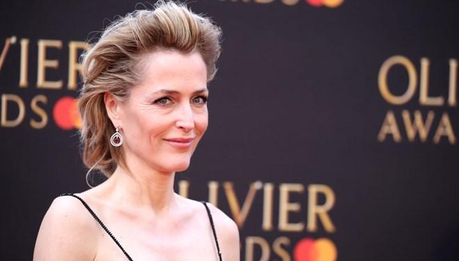 Gillian Anderson: The X-Files Rolünü Alabilmek İçin Yaşımla İlgili Yalan Söyledim