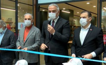 Kültür ve Turizm Bakanı Ersoy: 2020'de 26 Yeni Kütüphane Açtık
