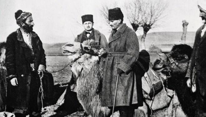 Kültür ve Turizm Bakanlığı'ndan 10 Kasım Anılarla Atatürk Sergisi