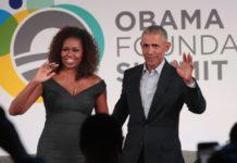 Obama Çifti Dizi Yapımcılığına Soyundu