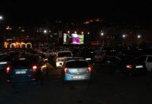 Rize'de Arabalı Sinema Dönemi