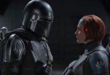 Star Wars Dizisi The Mandalorian'da Çekim Hatası