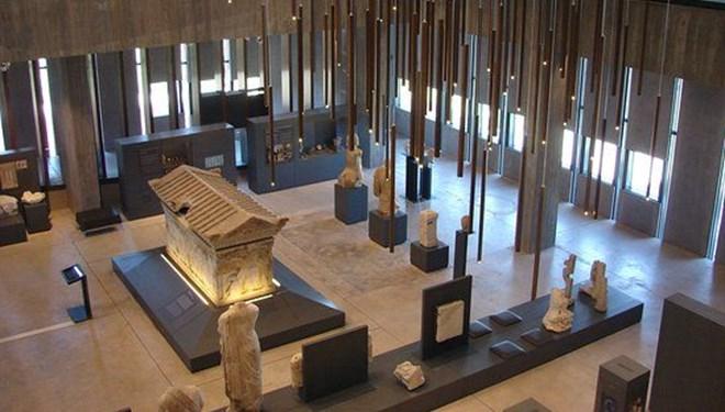 Troya Müzesi'ne Pandemi Sürecinde 1 Milyon Sanal Ziyaret