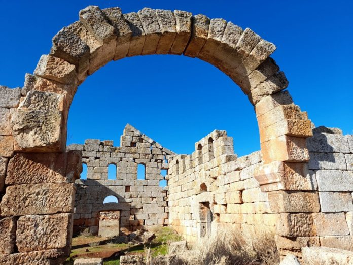1500 Yıllık Nuhrut Kilisesi Restore Edilmeyi Bekliyor
