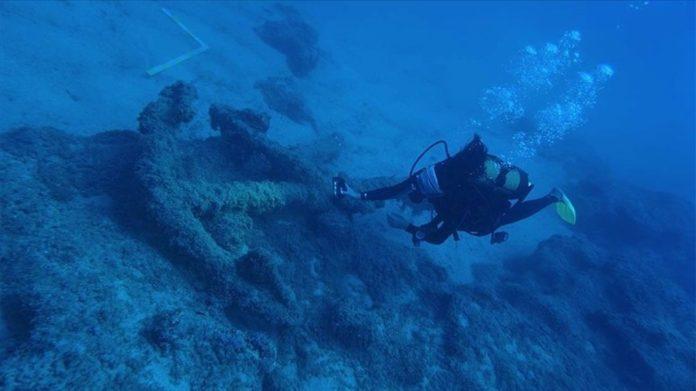 Antalya'daki Su Altı Araştırmalarında Osmanlı Donanmasından Önemli İzler Bulundu