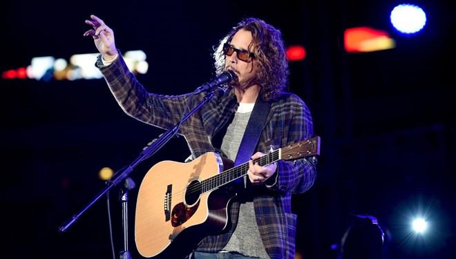 Chris Cornell'in Ölümünden Önce Kaydettiği Cover Albümü Yayınlandı