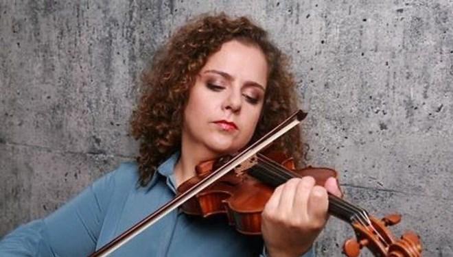 Hande Küden Berlin Filarmoni Orkestrası'na Kabul Edilen İlk Türk Kemancı Oldu