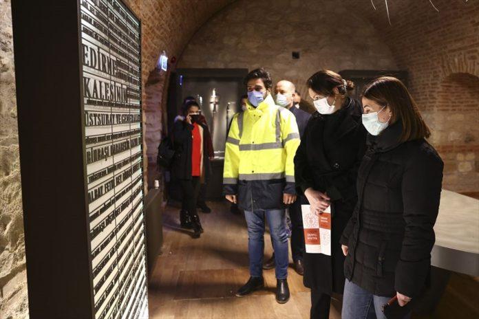 Müzeler Şehri Edirne Bir Müzeye Daha Kavuşuyor