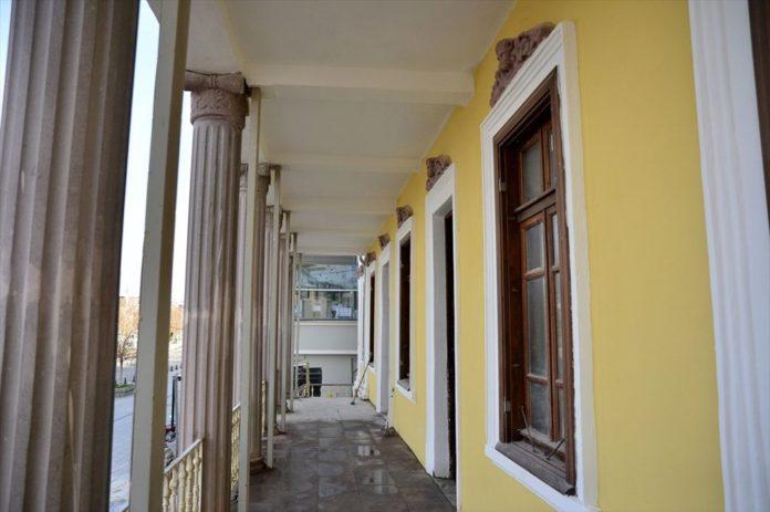 Çanakkale Savaşları Araştırma Merkezi ve Kütüphanesi açılıyor