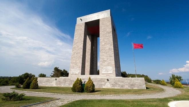 Çanakkale Savaşları Mobil Müzesi Bilecik'te Ziyarete Açıldı