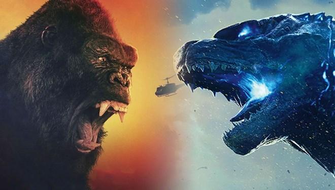 Godzilla vs. Kong'un Gösterim Tarihi Öne Çekildi