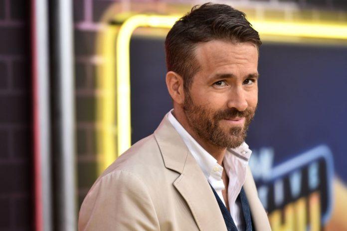 Ryan Reynolds İkinci Adını Açıkladı