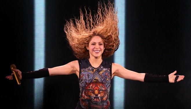 Shakira 145 Şarkısının Haklarını Sattı