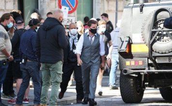 Tom Cruise'dan, Görevimiz Tehlike 7 Setinde Robot Önlemi