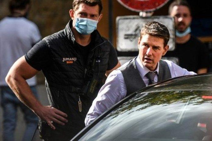 Tom Cruise, Görevimiz Tehlike Ekibinin Kabusu Oldu