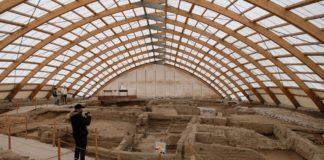 UNESCO Listesi'ndeki Çatalhöyük'te Corona Virüs Sessizliği