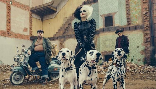 101 Dalmaçyalılar'ın Live-action Versiyonu Cruella'nın Afişi Çıktı