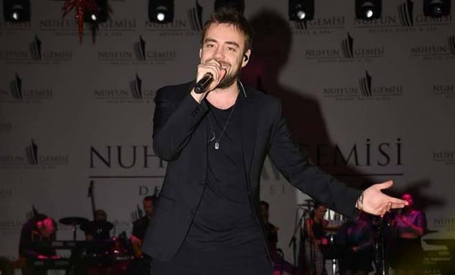 5 Yıldızlı Otelde Murat Dalkılıç Konseri