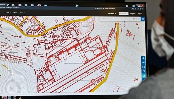 Bergama Antik Kenti Dijital Ortama Taşındı