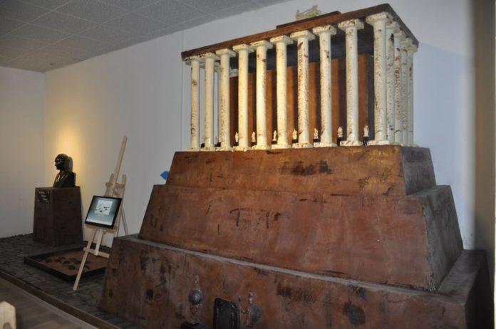 Bodrum'daki Çikolata Müzesi'nde 7 Ton Çikolata Kullanıldı