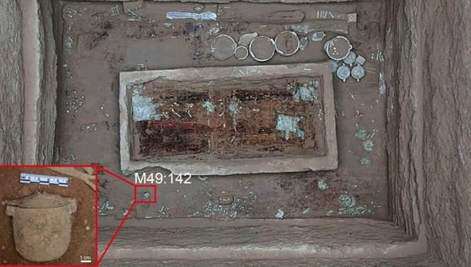 Erkekler Tarafından Kullanılan 2 Bin 700 Yıllık Yüz Kremi Bulundu