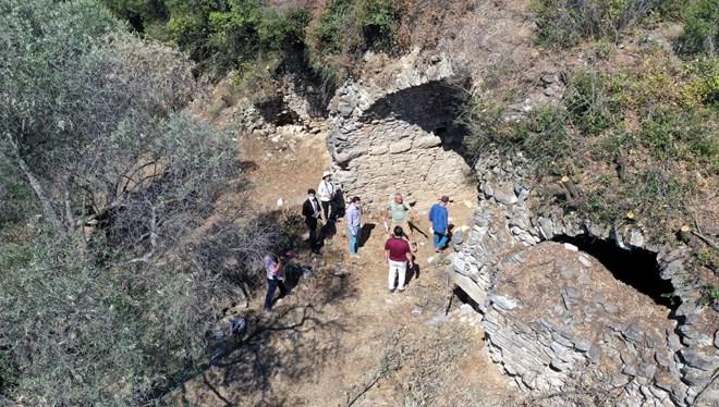 Nazilli'de Arkeoloji Dünyasını Heyecanlandıran Keşif: Bin 800 Yıllık Antik Dövüş Alanı