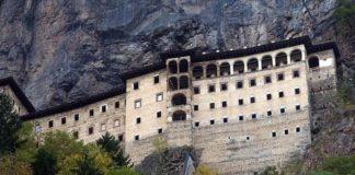 Sümela Manastırı'nda UNESCO Dünya Miras Listesi Hedefi
