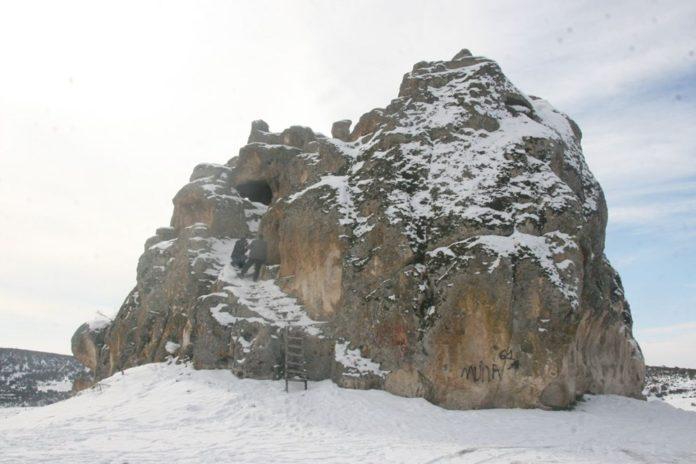 Tarihin İlk Apartmanlarından: Avdalaz Kalesi