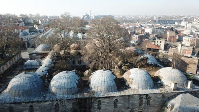 Vakıflar Genel Müdürlüğü: Süleymaniye Külliyesi'nde Restorasyon Emin Ellerde Devam Ediyor
