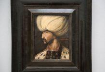 İngiltere'de Satışa Sunulacak Kanuni Sultan Süleyman Portresinden Ayrıntılar