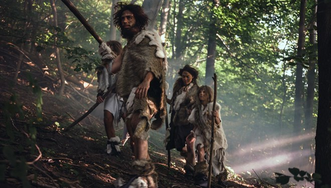 İspanya'da Neandertal Bir Çocuğa Ait 100 Bin Yıllık Ayak İzleri Keşfedildi
