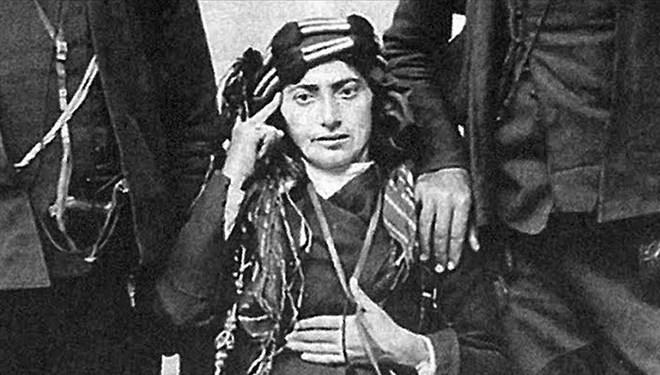 Üsteğmen Kara Fatma