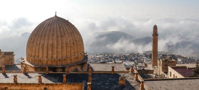 Antik Kent Mardin'de Hint Filmi Çekilecek (Durga)