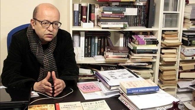Hastanede Tedavi Gören Yazar Selim İleri Fizik Tedaviye Başladı