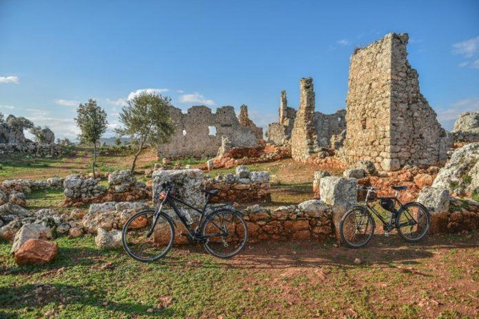 Lyrboton Kome Antik Kenti, Arkeopark Oluyor