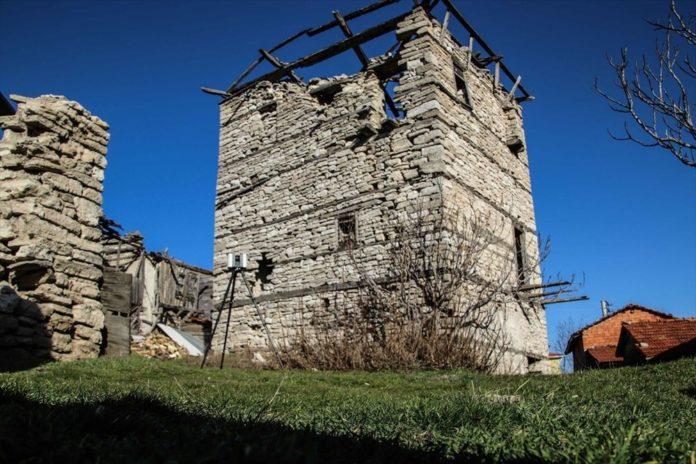 Osmanlı'nın Haberleşme Kulesine 3 Boyutlu Dijital Belgeleme