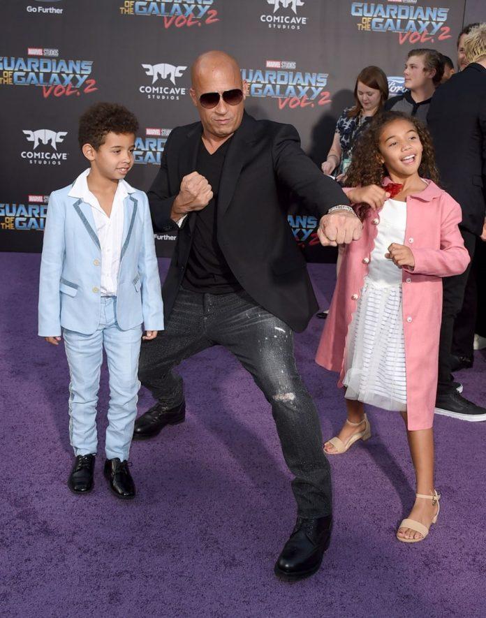 Vin Diesel'in Oğlu Hızlı ve Öfkeli 9'da Oynadı
