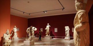 Antalya Müzesi Kıymetli Eserleriyle Öne Çıkıyor