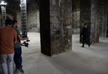 Diyarbakır'ın Tarihi Mekanları Dizi Çekimleri İçin Doğal Plato Oldu