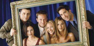 Friends Özel Bölümü İçin Çekimler Başlıyor