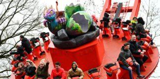 Hollanda'da Eğlence Parkları Yeniden Açıldı