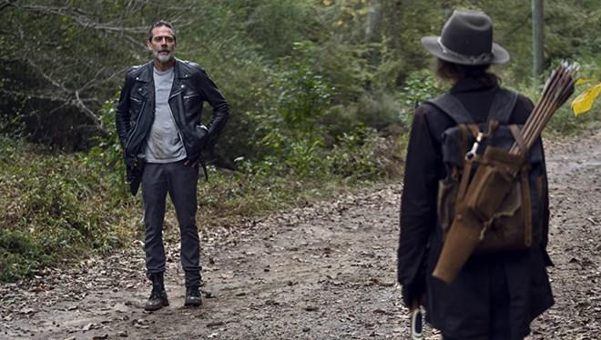 The Walking Dead'in Yıldızı Jeffrey Dean Morgan'ın Eşinin Ardından Oğlu da Ekibe Dahil Oluyor